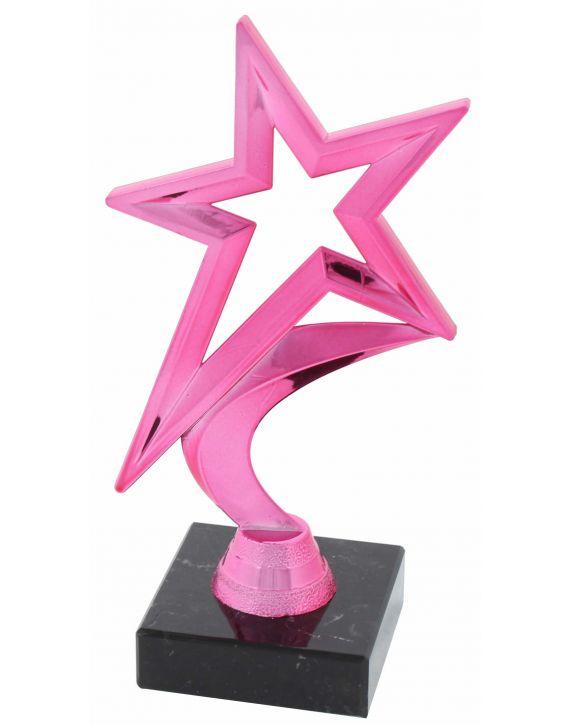 Palkinto Tähti pinkki