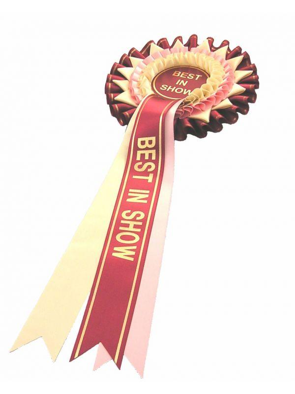 Best in Show (BIS) -ruusuke