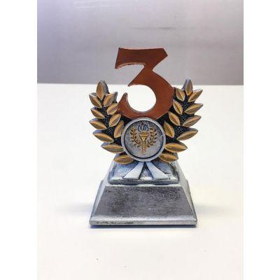 Palkinto Kolmonen (11cm)