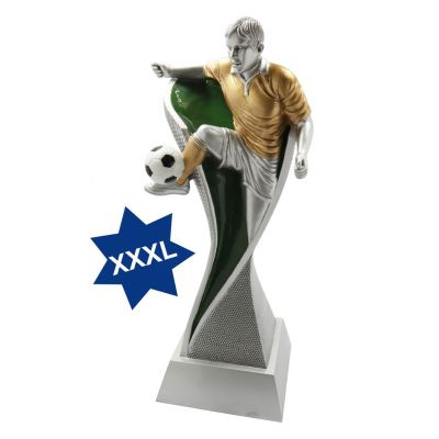 Palkinto XXXL Jalkapalloilija